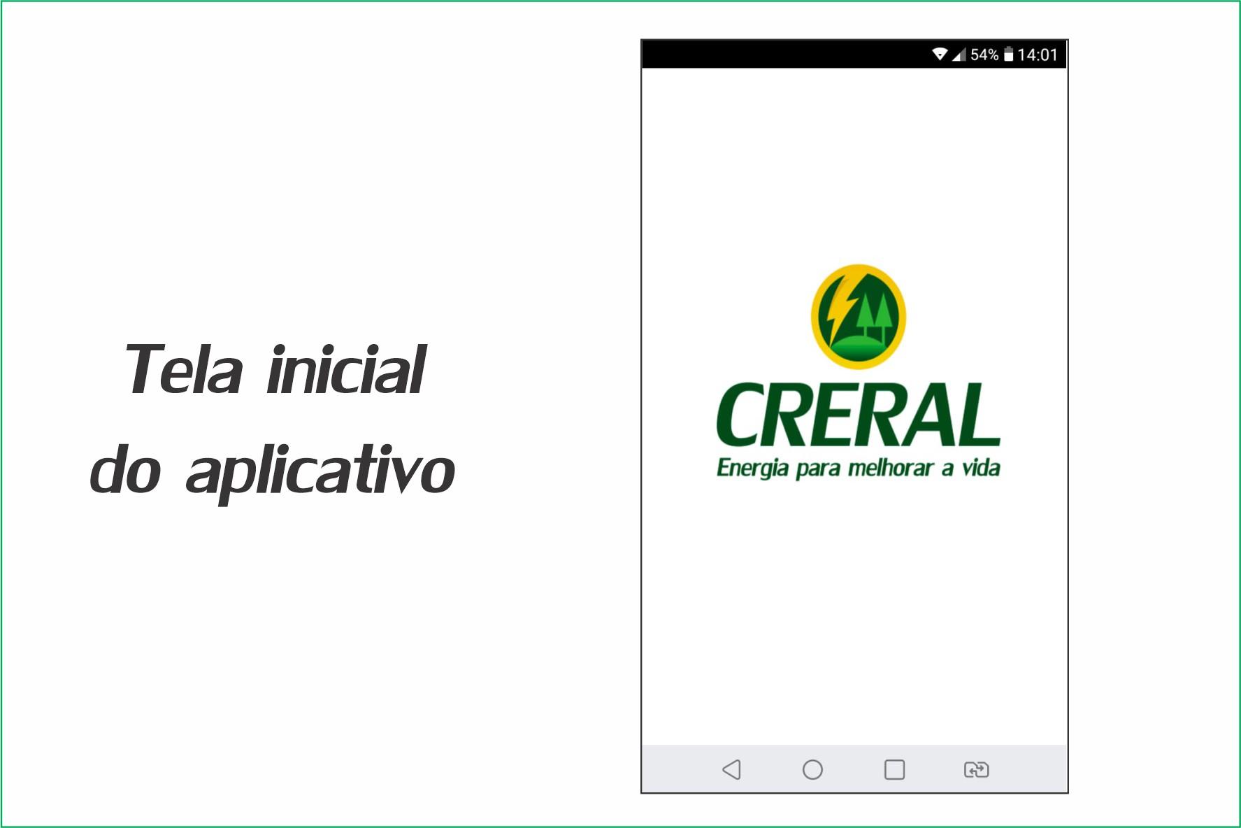 Aplicativo da Creral Energia oferece facilidade nos serviços para associados