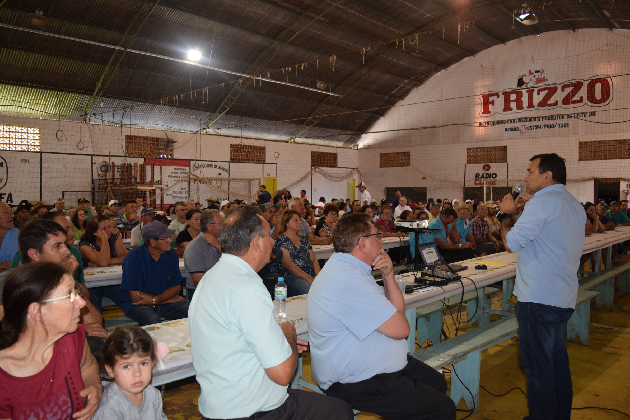 Mais de 2.500 pessoas já participaram das pré-assembleias da Creral