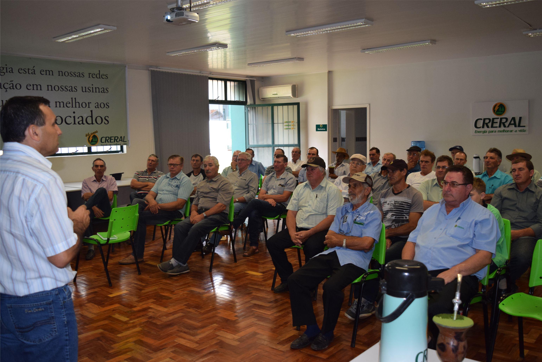 Creral realiza pré-assembleias nas regiões de atuação